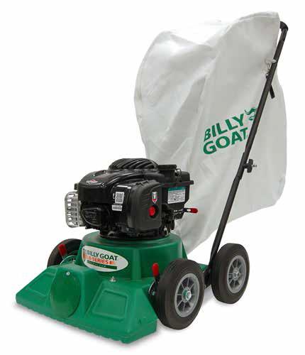 Billy Goat Vacuum